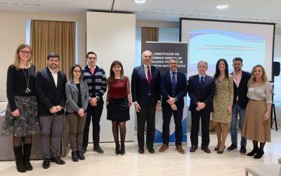 Assemblea General Constituent del Consejo General de Colegios Oficiales de Dietistas-Nutricionistas