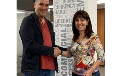Signatura de conveni amb l'ACCU Catalunya