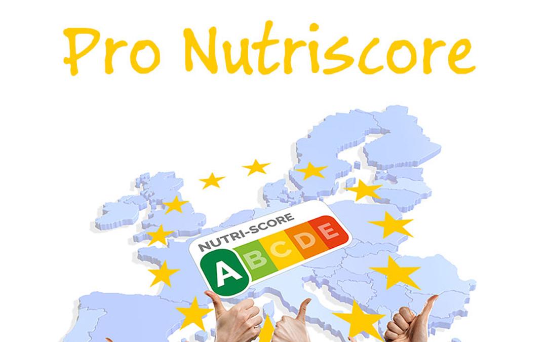 Associacions de Consumidors i dels professionals de la dietètica i nutrició demanen que Nutriscore sigui obligatori a tot Europa