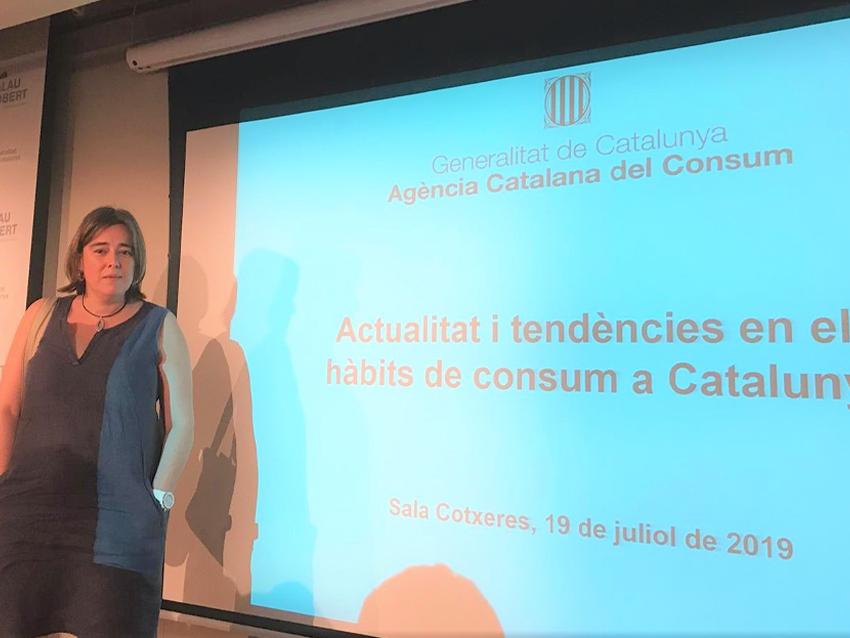 """Presentació """"Actualitat i tendències dels hàbits de consum a Catalunya"""""""