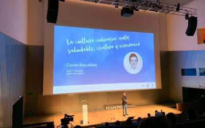 "Assistència a ""The Love Behind Food Summit"" de Danone"