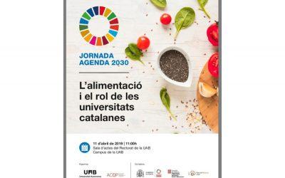L'alimentació i el rol de les universitats catalanes