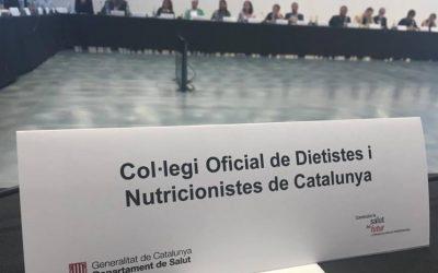 CoDiNuCat participa al Fòrum de Diàleg Professional