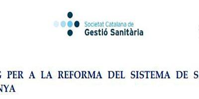Reunió intercol·legial: decàleg per a la reforma del sistema de salut de Catalunya