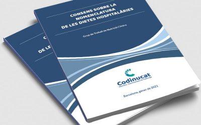 """El CoDiNuCat publica el """"Consens sobre la nomenclatura de les dietes hospitalàries"""""""