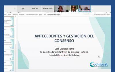 """Presentació del """"Consens sobre la nomenclatura de les dietes hospitalàries"""""""